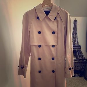 Coach classic trench